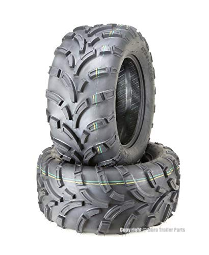 Set of 2 WANDA ATV UTV Tires 26x11-14 26x11x14 6PR Lit Mud …