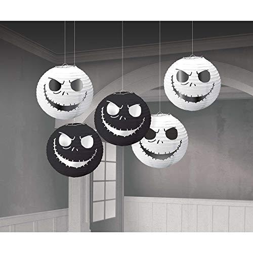 Amscan Lanterns Nightmare Before Xmas