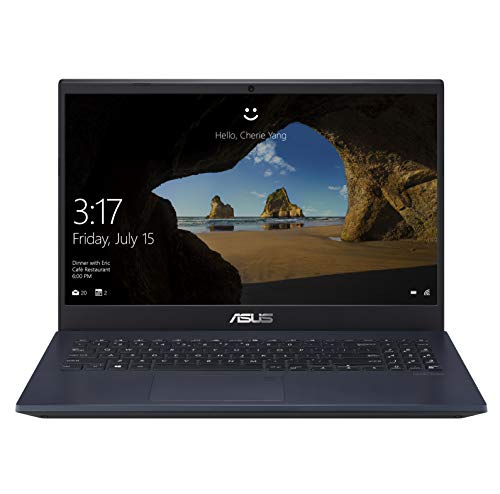 ASUS Laptop RX571GT-BQ499T, Notebook con Monitor 15,6' FHD, Anti-Glare, Intel Core i7-9750H, RAM 16GB DDR4, Grafica NVIDIA GeForce GTX 1650, HDD 512GB SSD PCIE + 32GB SSD, Windows 10, Grigio scuro