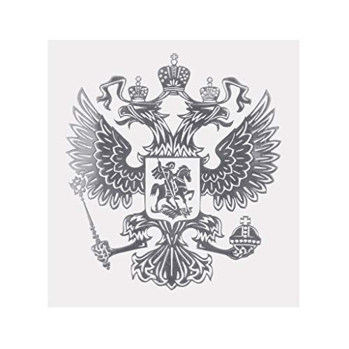 planuuik Wappen von Russland Autoaufkleber Russian Eagle Decal Stickers for Car Styling