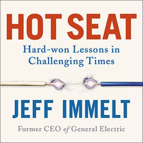 『Hot Seat』のカバーアート
