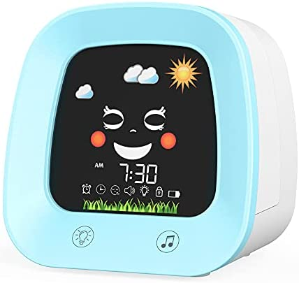 Top 10 Best sleep trainer clock for toddlers Reviews