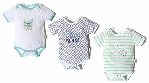gelati Babywear - Body - Bébé (garçon) 0 à 24 mois türkis 86/92