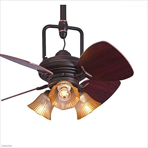 Ventilatorlicht 24 inch ventilator, plafondventilator, lamp, modieus, restaurant, ventilator, licht, plafondventilator, hout, plafondventilator