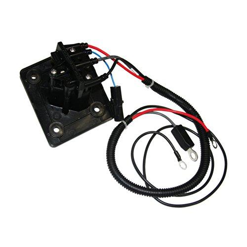EZGO 613304 Charger Receptacle for Delta Q, 48V