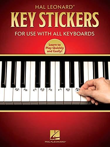 Key Stickers (Ez Play Today)