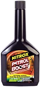 Nitrox High Performance Car Petrol Engine Fuel Octane Boost Booster  amp  Injector Cleaner
