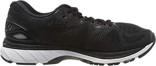ASICS - Chaussures Gel-Nimbus® 20 pour Hommes, 40.5 EU, Black/White/Carbon
