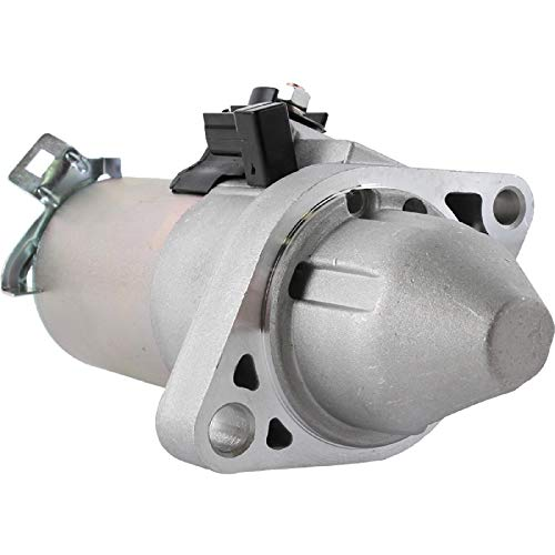 DB Electrical SMU0428 Starter Compatible With/Replacement For 2.4L Honda Accord Element 2006-2008 & 2.0L Civic 2006-2011 & Acura 410-54107 17960 17961 SM710-02 2-2850-MT 31200-RAA-A61 31200-RRA-A51