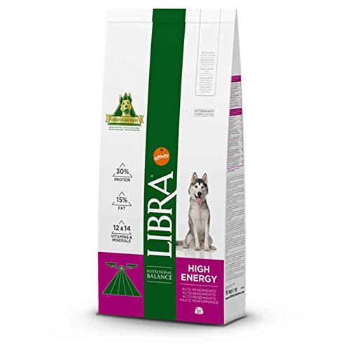 Libra Dog Energy 15Kg (Eip)