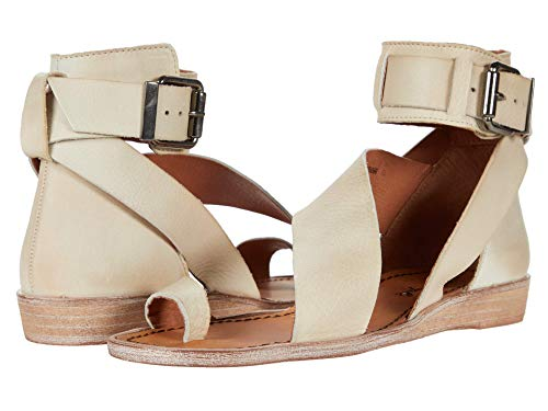 Free People Vale Boot Sandal White 41 (US Women's 11) M
