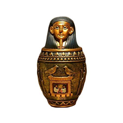 Huisdier Coffin Egyptische Farao Stijl huisdier kat en hond benodigdheden ter herinnering grote en middelgrote huisdier Urns