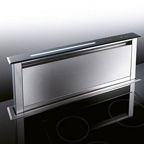 Best Dunstabzugshaube Lift FPX Edelstahl Schwarz 90 EM