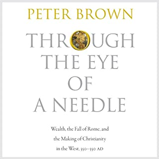 Through the Eye of a Needle cover art