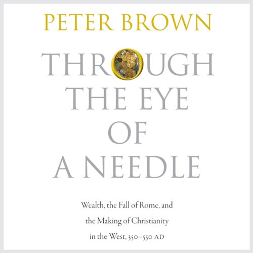Through the Eye of a Needle audiobook cover art
