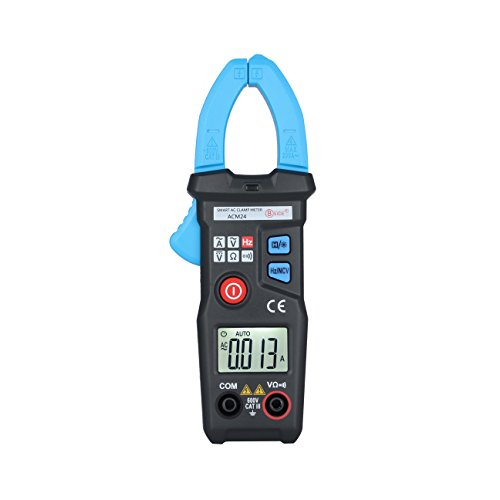Amazing Deal BSIDE ACM24 Auto Range Digital AC Current Clamp Meter NCV Frequency Tester