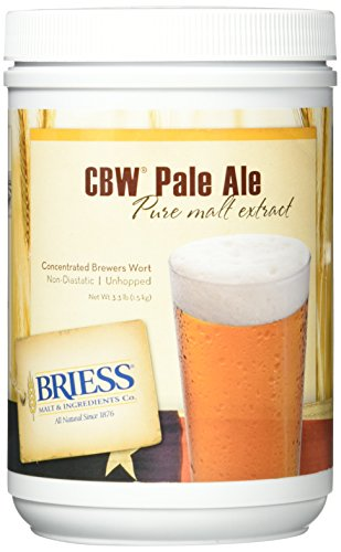 Briess Pale Ale Liquid Malt Extract – 3.3 lbs.