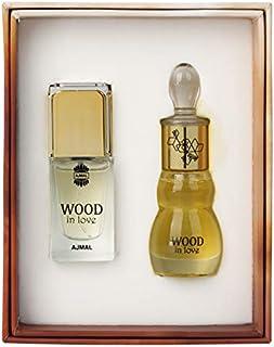 Ajmal Wood In Love for Unisex, 14ml