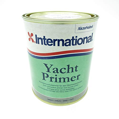 International Yacht Primer Grundierung - grau 750ml