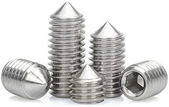 Lot de 30/m2/X 30/mm 0.4/mm Pitch en acier inoxydable 304/Allen Boulons /à t/ête hexagonale Vis CHC Abbott