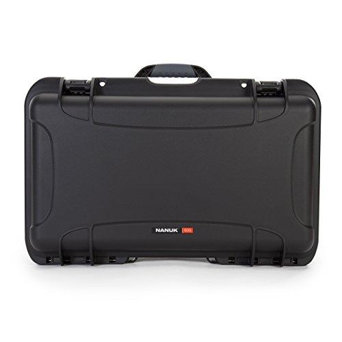 Nanuk 935 Waterproof Carry-On Hard Case with Wheels Empty - Black