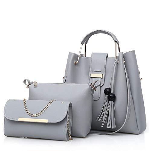 Dames handtas messenger bag, waterdicht en slijtvast, comfortabel en lichtgewicht driedelig pak, geschikt voor feesten en winkelen.