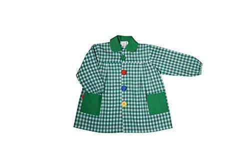GRUPO MARBLAN BABI Escolar Infantil Cuadros (Cuadro Verde Oscuro, 2)