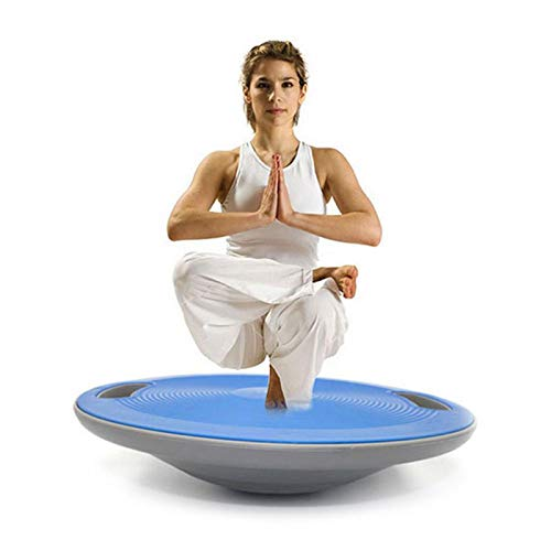 Xin Hai Yuan 40Cm Balance Board Taille Twisting Yoga Fitness Platte Stabilität Disc Taille Wriggling Runde Platte Sport Yoga Swing Balance Board