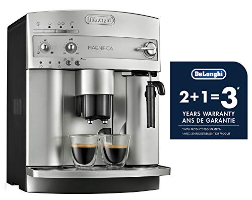 Compare Philips 3200 and DeLonghi ESAM3300 Espresso Machine