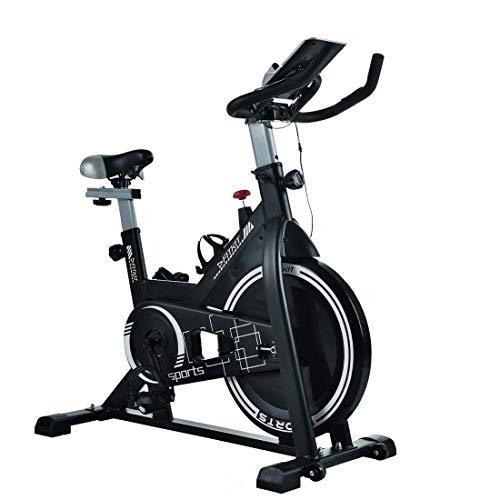 Fitkit FK717 Flywheel Spinner Exercise Bike