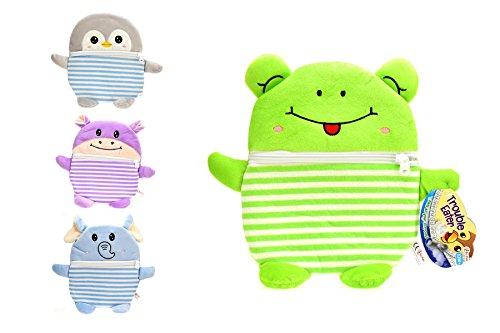 Toi-Toys in blikken doos - Trouble Eater Pluche 4 gesorteerd, 75200z, meerkleurig