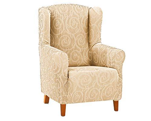Martina Home Funda sillón Relax, Camel, Orejero
