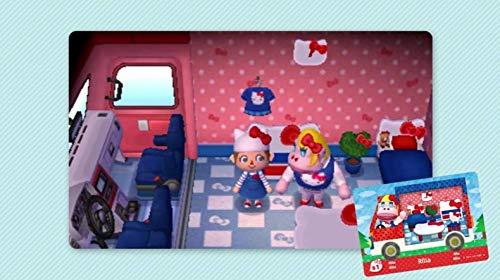 Amiibo Karten: Animal Crossing: New Leaf – Sanrio Collaboration Pack (6 Stück) - 11