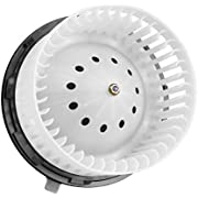 AC Heater Blower Motor HVAC - Compatible with Chevy, GMC, Cadillac Vehicles - Avalanche, Silverado 1500, Tahoe, Suburban, Sierra 2500, Yukon XL, Escalade - Replaces 35143, 1581647, 15-81647, 89019321
