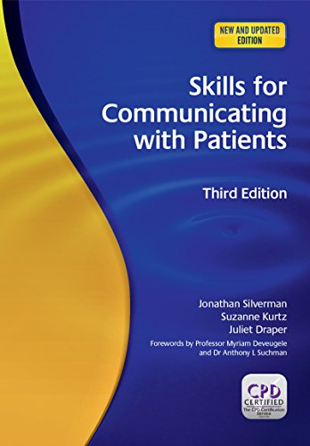 Skills for Communicating with Patients (English Edition)