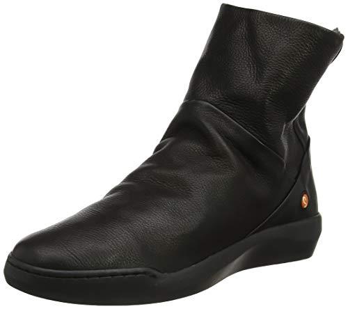 Softinos Damen BLER550SOF Stiefeletten, Schwarz (Black 000), 40 EU