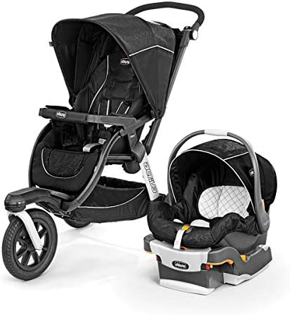 Chicco Activ3 Jogging Travel System Crux product image