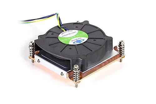 Dynatron K199 Prozessorkühler Intel 1150/1151/1155/1156 - 1U Aktiv RoHS