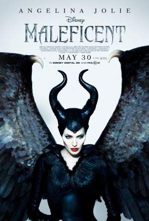 Maleficent – Angelina Jolie – Movie Wall Art Poster Print – 43cm x 61cm / 17 Inches x 24 Inches A2