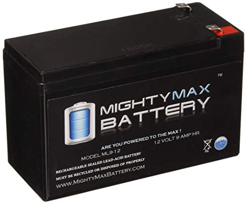 ML9-12 - 12 V 9 Ah Rechargeable ...