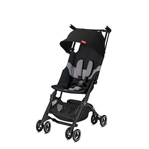 gb Pockit Plus All-Terrain Ultra-Compact Lightweight Travel Stroller