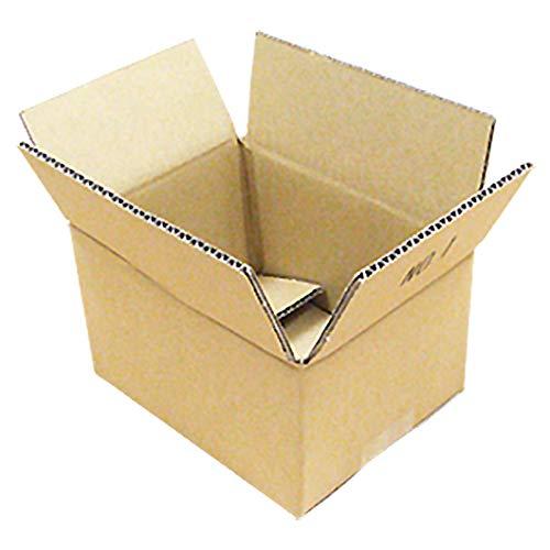 ダンボール みかん箱 No.001 206×156×120 宅配 50サイズ 60枚セット (ダンボール箱 段ボール箱 引越し・梱包用 引越し用ダンボール 小)