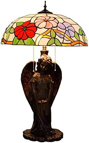 AXJTNL Reading Ranking TOP18 lamp European Garden safety Morning Lamp Glory Sty Table