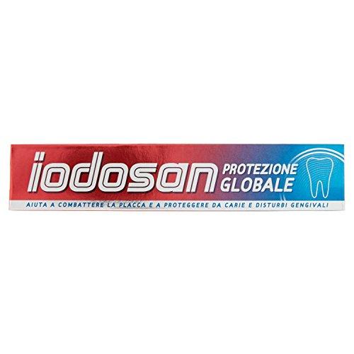 Iodosan Dentifricio Protezzione Globale, 75ml