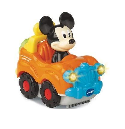 OTTO Vehicule 4x4 Magique de Mickey : 3 chansons, 6 melodies - tut tut bolides Disney - Jouet vtech Bebe