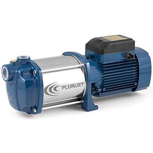 Self Priming Multi Stage Water Pump PLURIJET 5/200 2,5Hp 400V Pedrollo