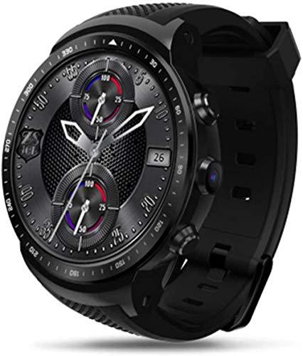 Zeblaze Thor PRO 3G Wmart Reloj GPS Wifi Smartwatch 1.53 pulgadas Android5.1 Hombres s Watch 1.0Ghz 1GB + 16GB Reloj inteligente portátil