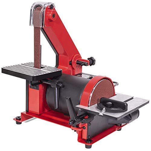 XtremepowerUS Belt / Disc Sanding Machine