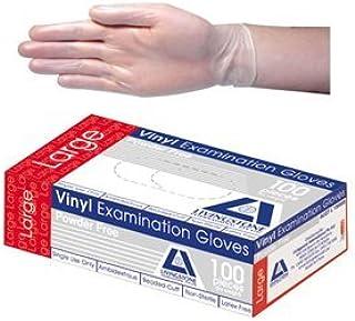 Livingstone Examination Gloves, 100 count