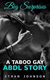 Big Surprises: A Taboo ABDL Gay Erotic Story (Finding Daddy Book 3) (English Edition)